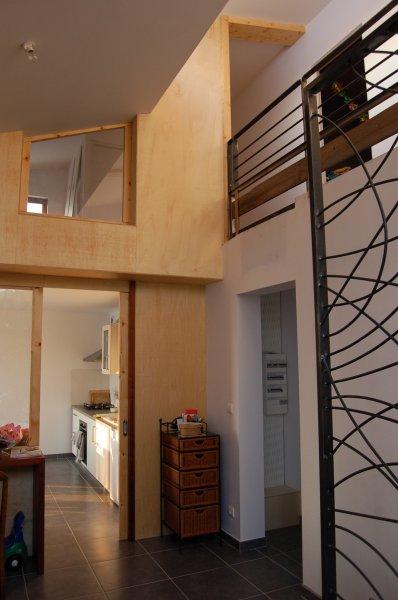 maison individuelle de lotissement atelier 43 architectes lyon. Black Bedroom Furniture Sets. Home Design Ideas