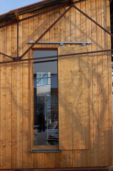 Maison individuelle de lotissement atelier 43 for Architecte lyon maison individuelle