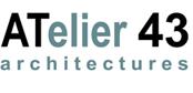 Atelier43 architecture à Lyon