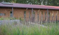 Bâtiments agricoles et bureaux