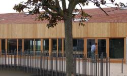 salle des fêtes et restaurant scolaire